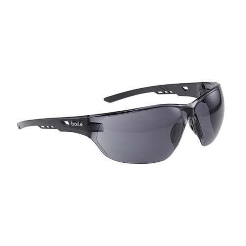 Bolle NESS NESSPSF Safety Glasses Spectacles Smoke Lens