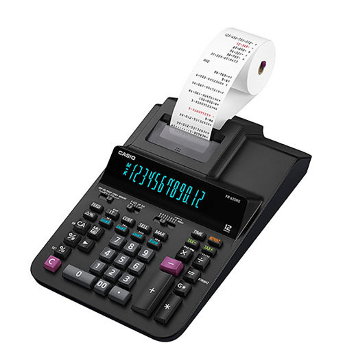 Casio FR-620RE Printing Calculator