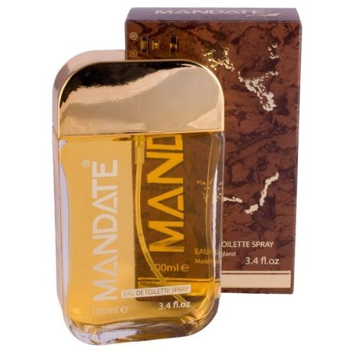 Mandate Eau de Toilette Spray 100ml