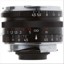 Zeiss Ikon 21mm f/4.5 T* ZM Biogon Lens, for Zeiss Ikon & Leica M Mount Rangefinder Cameras, Black