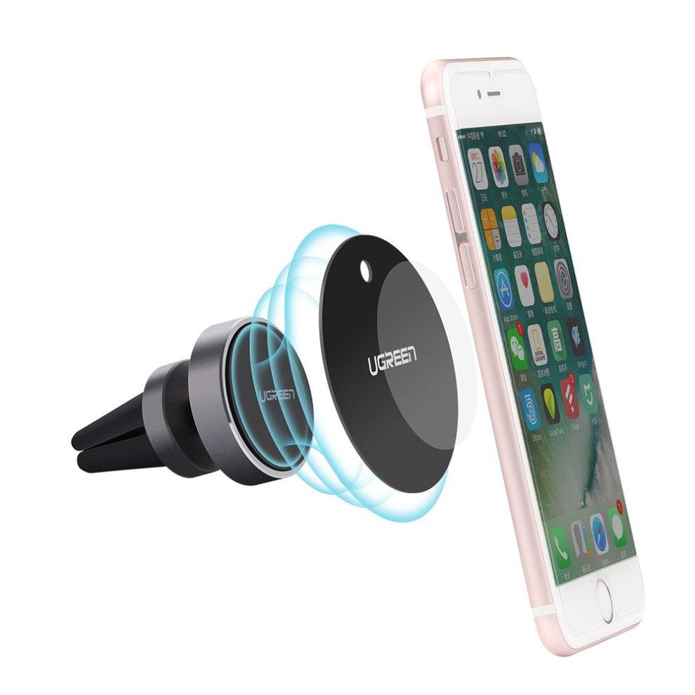 ... UGREEN Magnet Phone Holder for Car Vent, Easy Mount Car Phone Stand - 1 ...