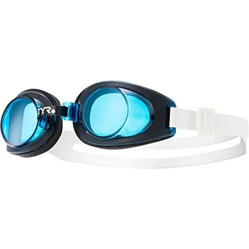 TYR Youth Foam Youth Goggle Blue