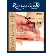 Indian Lore Stamp Set-