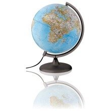 National Geographic 25cm Classic Reference Illuminated Globe