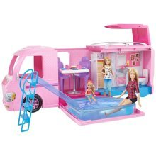 Barbie Dream Camper FBR34