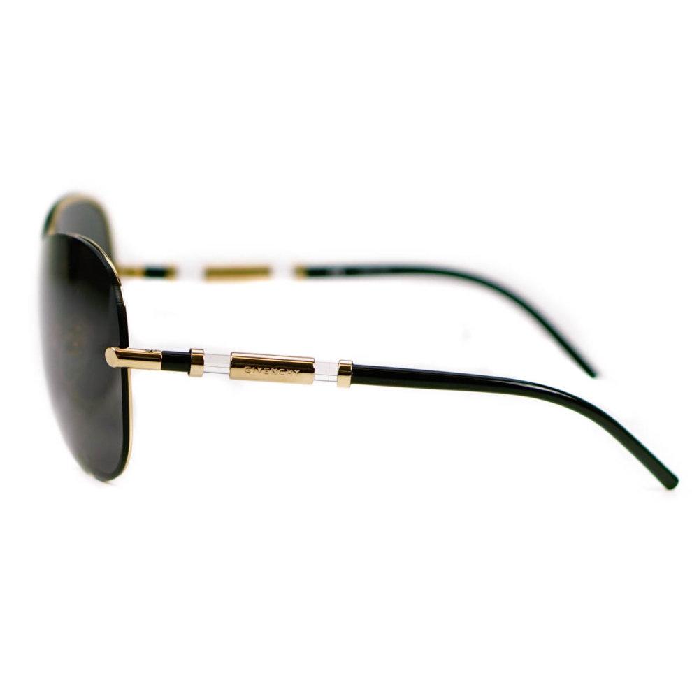 09b4fa248d2e5 ... Givenchy SGV455 0300 Sunglasses - 2 ...