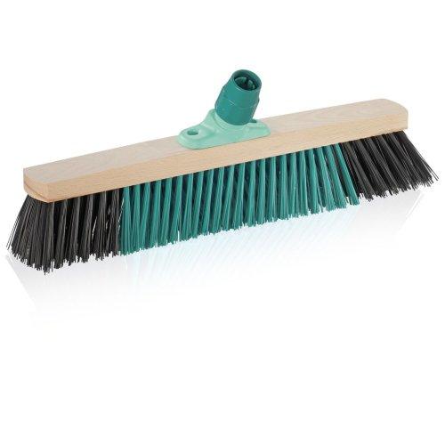 Leifheit 45007 Outdoor Broom Head Xtra Clean, 50 cm