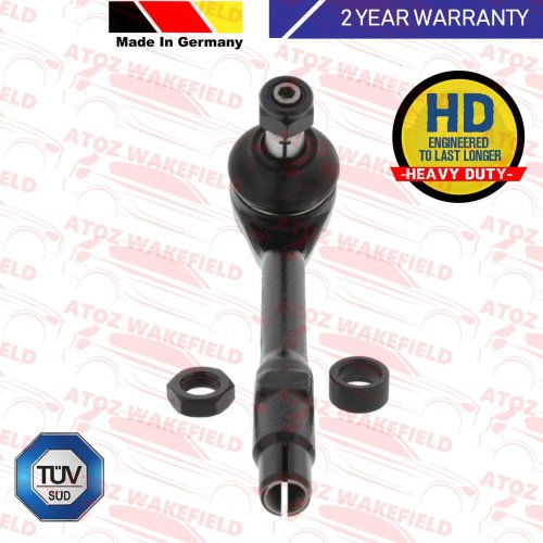FOR BMW X5 E53 FRONT LEFT RIGHT OUTER STEERING TIE TRACK ROD END HEAVY DUTY -06