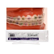 Element Braces Comfort Lip Bumper - Orthodontic - Dental