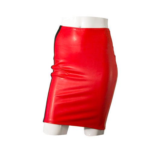 GP Datex Pencil Skirt Medium Ladies Lingerie Latex Clothing - Guilty Pleasure