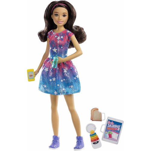 Barbie FXG93 Skipper Babysitters INC Star - Doll and Accessories