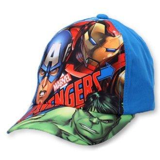 Avengers Baseball Cap - D5 - Blue