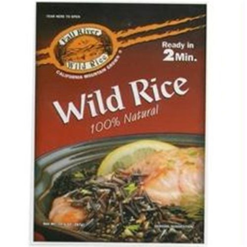 Fall River B81632 Fall River Wild Rice Box   -12x8oz