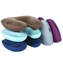 Portable 2 in 1 U Shaped Travel Pillow