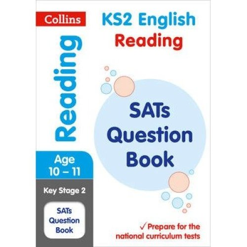 Collins Ks2 Sats Revision and Practice - New Curriculum: Ks2 Reading Sats Question Book