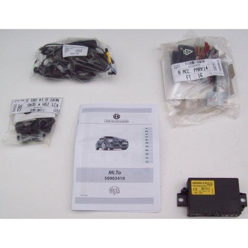Alfa Romeo Mito Reverse Parking Sensor Kit Park 14 50903410