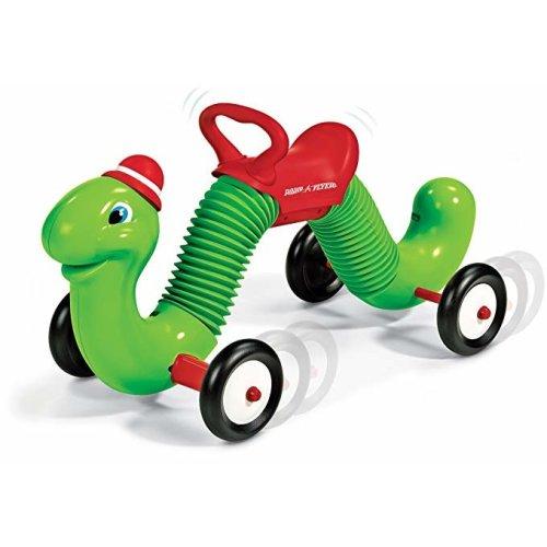 Radio Flyer Inchworm Ride-on