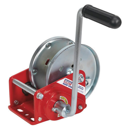 Sealey GWE2000B 900kg Capacity Geared Hand Winch with Brake