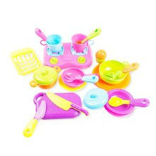 Mini Cooking Little Girl Doll House Simulation Toys Children Kitchen Playsets