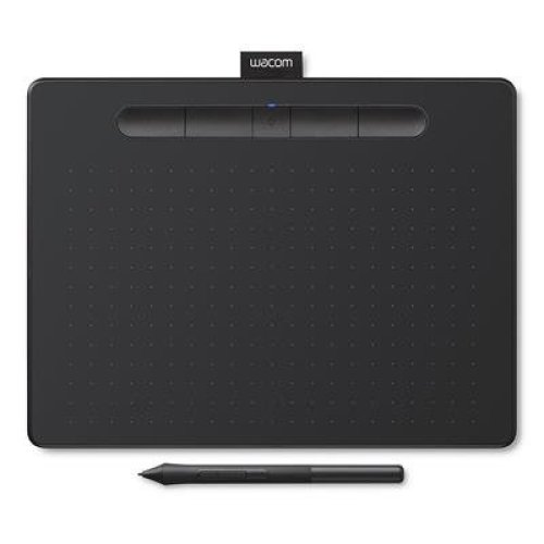 Wacom Intuos Small Pen Tablet with Bluetooth - Black