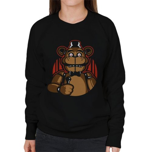 Sing With Me Five Nights At Freddys Women's Sweatshirt