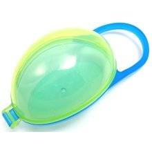 Griptight Soother Cradle Holder BPA FREE 0+mths (Blue/Green)