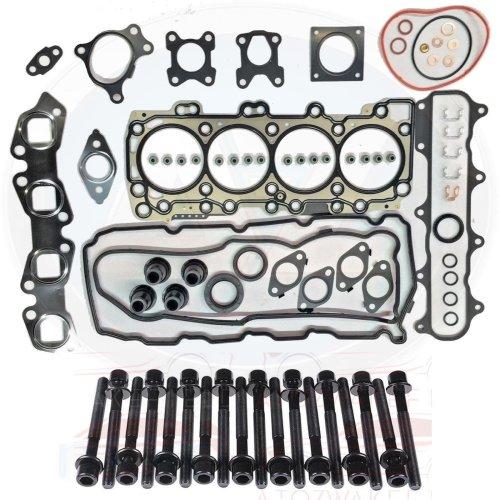 For Nissan Navara 2.5 Diesel D40 YD25 engine head gasket bolts set kit 2010-2016