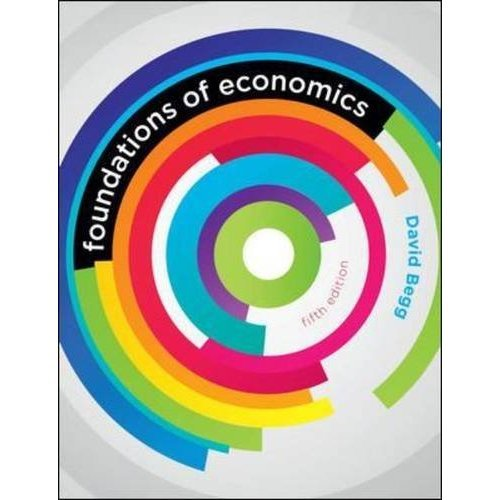 Foundations of Economics (UK Higher Education Business Economics)