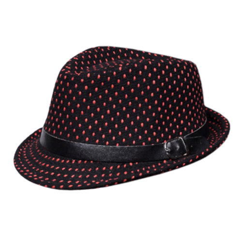 Unisex Kids Fedora Hat Bucket Hat, Lightweight Cap Sunhat  England Cap Brown