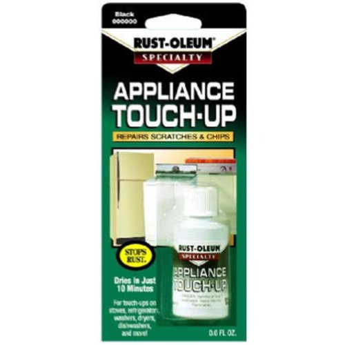 Apex Tool Group-Asia 213174 0.6 oz Black Gloss Appliance Touch Up Paint