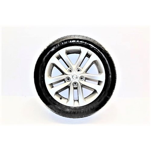 2012 NISSAN JUKE ALLOY WHEEL WITH TYRE 215 / 55 / R17 5.MM