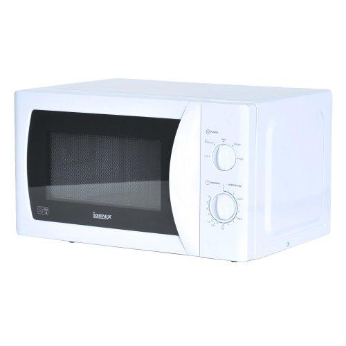 Igenix Ig2008 20 Litre 800w Manual Microwave - White