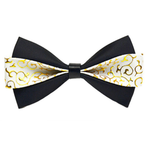 Classic Wedding Party Self Bow Tie Formal Neck Bowtie Necktie NO.01