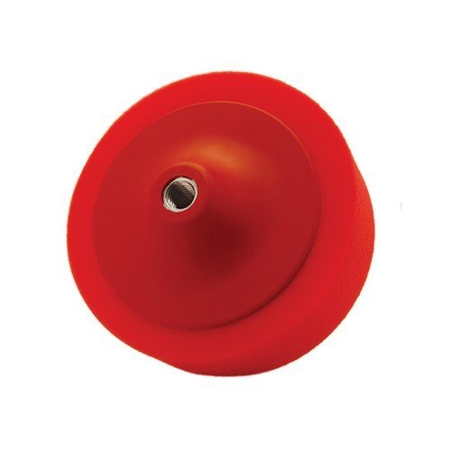 Flexipads World Class 44425 Red Polishing Foam 150mm x 50mm M14