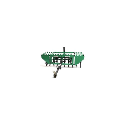 "36/48/60"" Towable Aerator Fold Up Wings 4"" Tine Depth"
