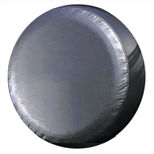 ADCO 1734 Black 29.75 In. Spare Tire Cover Size - E
