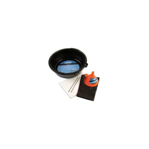 Oil Drain Pan (Kit)