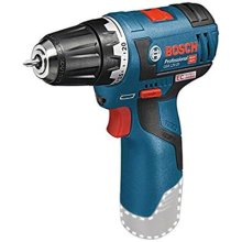 Bosch Professional GSR 12V-20 Cordless Drill Driver (Without Battery and Charger) - Carton