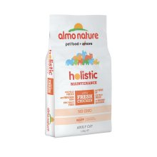 Almo Nature Holistic Cat Adult Chicken & Rice 12kg