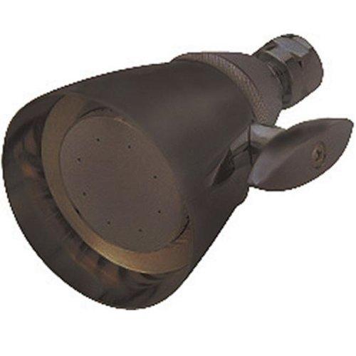 Kingston Brass K132A5 2-.25 Inch Diameter Brass Shower Head - Oil Rubbed Bronze