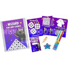 Magic Wizard Pre Filled Party Bag - Kids Birthday Parties