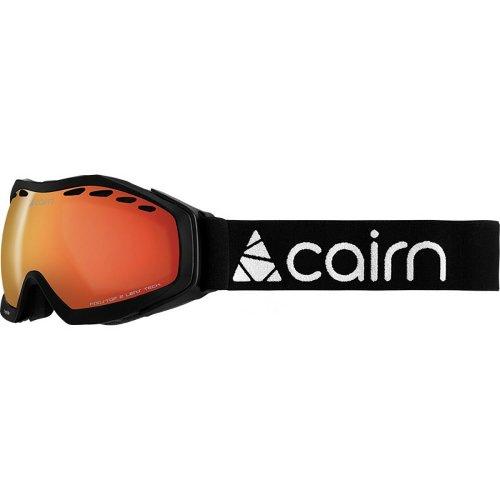 Cairn FreeRide SPX2000 Ski Snowboarding Goggles Mat Black Medium Size
