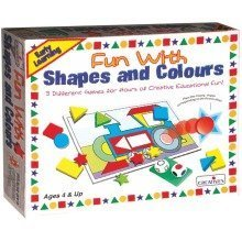 Cre0618 - Creative Pre-school - Fun with Shapes & Colours