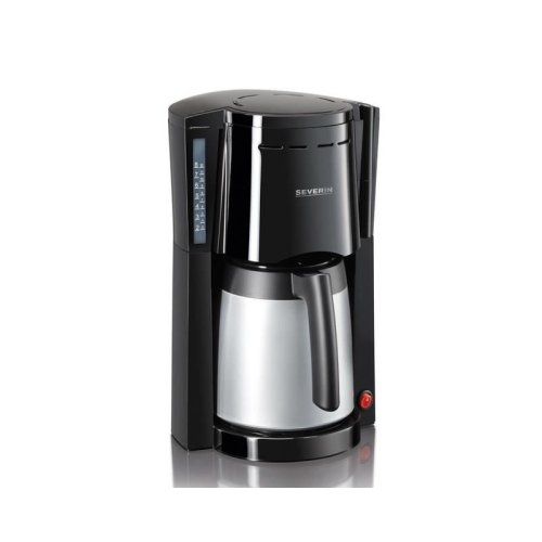 Severin KA9482 Coffee Machine With 2 Vacuum Jugs