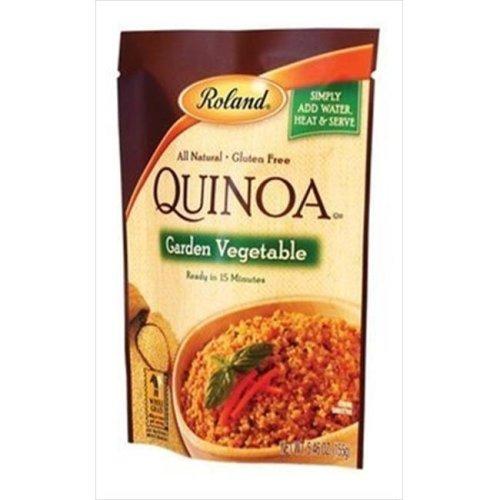 Roland Garden Vegetable Quinoa 5.46 Oz -Pack of 6
