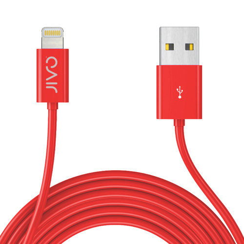 Jivo Technology Lightning Cable X-Long - 3m - Red