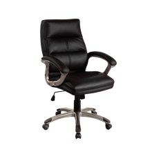 Eliza Tinsley Greenwich - High Back Leather Faced Executive Armchair