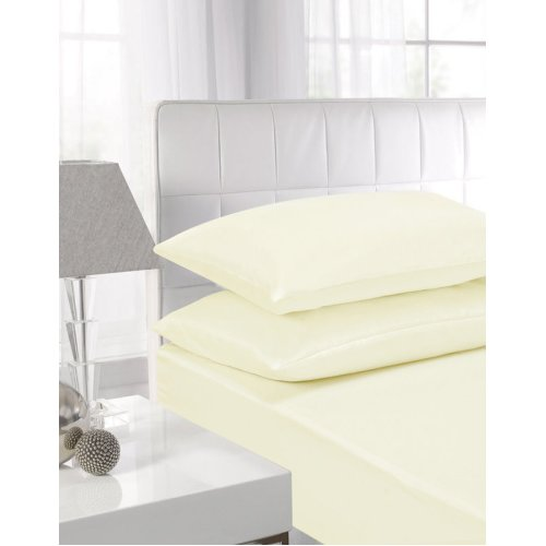 Luxury Flat Sheets 200TC Single Double King