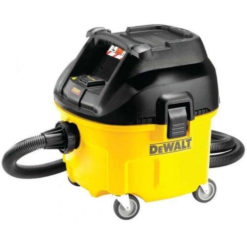DeWALT DWV901L-GB Compact L Class Dust Extractor 240v