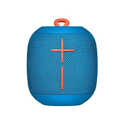 Ultimate Ears Wonderboom Portable Bluetooth Speakers Blue